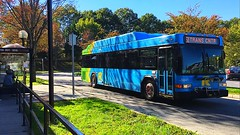 Montgomery County Transit Ride On 2014 Gillig Low Floor Advantage CNG #5841