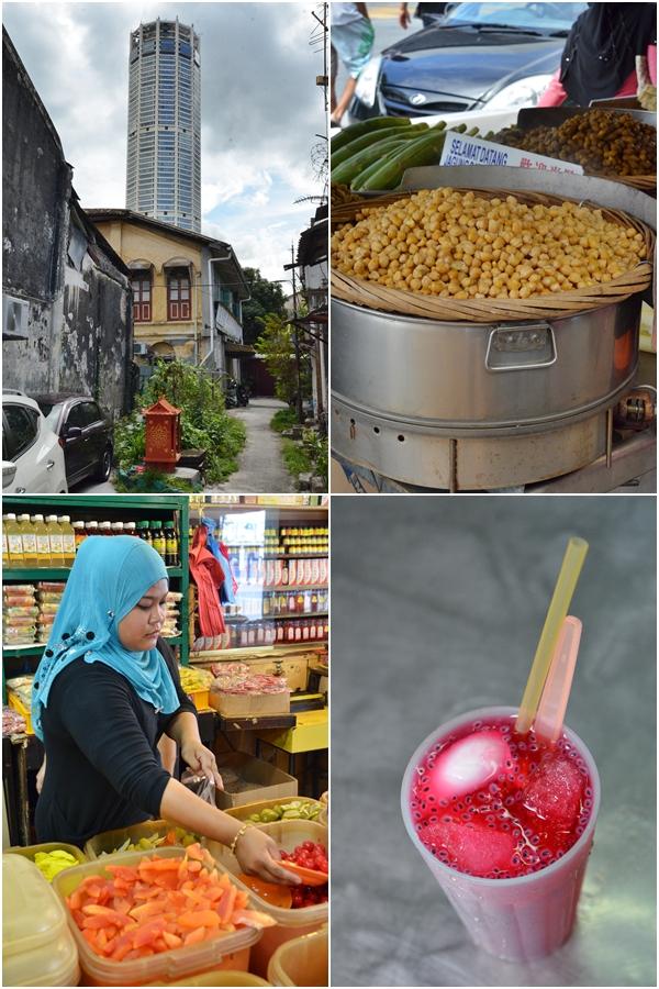 Chowrasta Market @ Penang Road