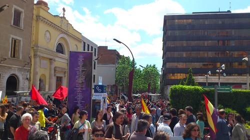 1 de maig a Sabadell #1maig2013 #1maigCGT