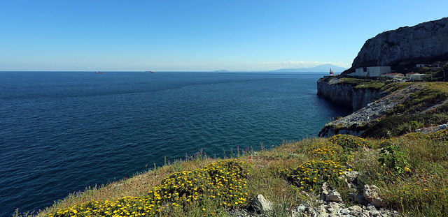 The Mediterranean Sea from Gibraltar