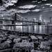 Night View from Brooklyn Bridge Park (GS) by Insight Imaging: John A Ryan Photography