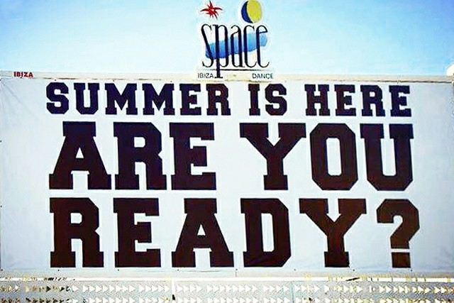 Miss W: Summer is here. Are you ready?