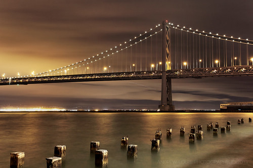 life camera bridge night canon photography bay san francisco dusk steel celebration commute