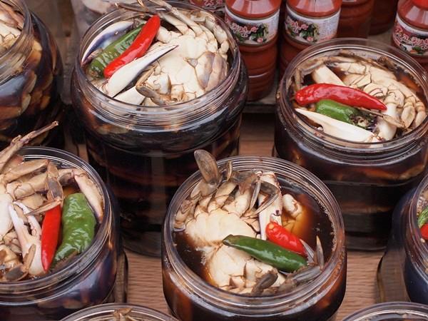 crabs - jalgachi market