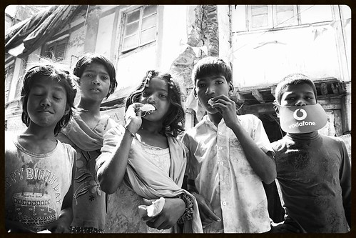Street Beggar Kids Shot By Marziya Shakir Canon EOS 7D Vertical Grip by firoze shakir photographerno1