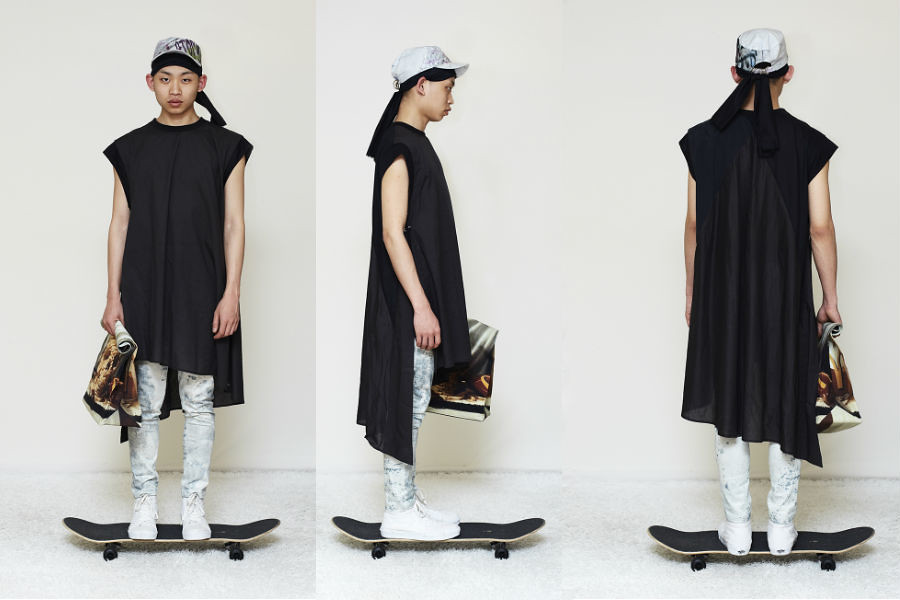 Jino Lee is a young up-and-coming menswear designer based in Antwerp 4
