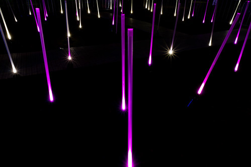 Vivid 2013 - Light Sticks by Glen Adamson