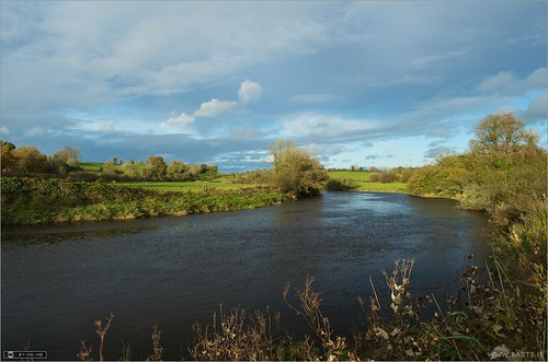 ireland clouds river cavan landscapeshot