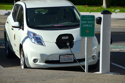 electric vehicle use