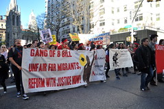 Gang of 8 Bill: Unfair for Migrants: Reform With Justice Now