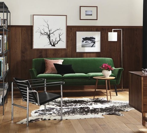 Jewel Tone Sofas At Room Amp Board Aphrochic Modern
