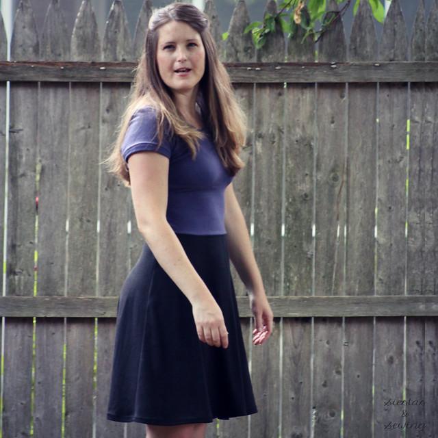 The Lady Skater Dress