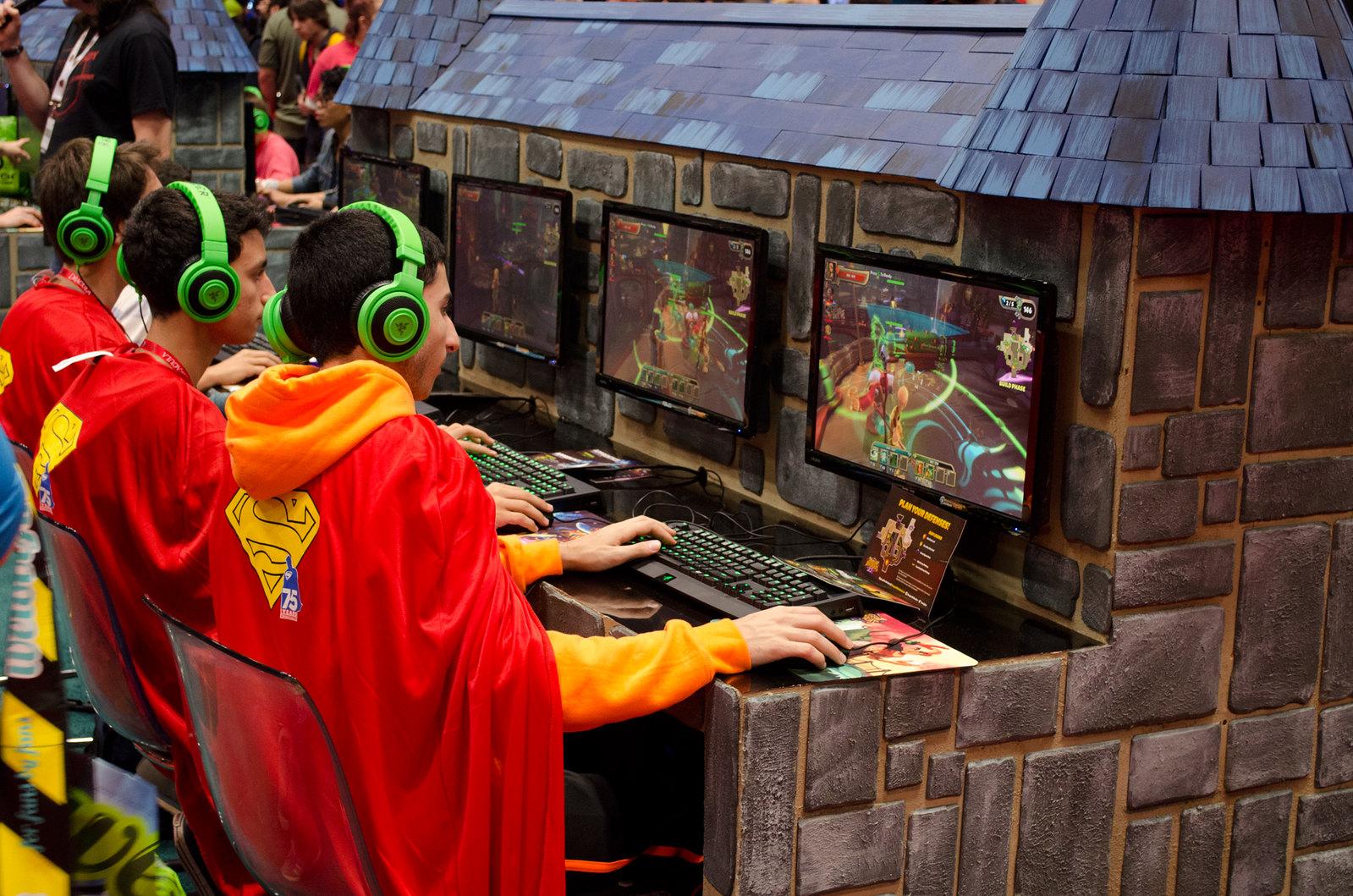NYCC Gaming
