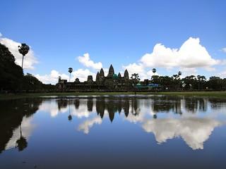 Angkor Wat, Angkor, Cambodia - អង្គរវត្ត, អង្គរ, កម្ពុជា