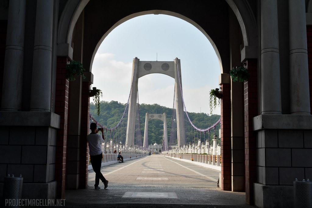 Daxi Bridge, Daxi Township, Taoyuan County, Taiwan