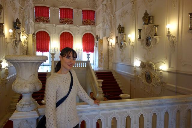505 - Tsarskoye Selo (Palacio de Catalina - Pushkin)