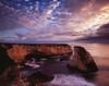 Sunset, Shark Fin cove