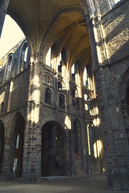Abbaye de Villers 4