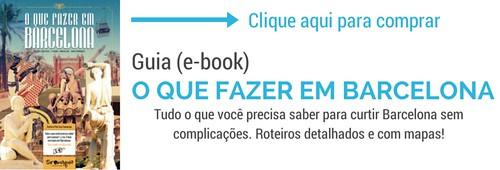 O que fazer em Barcelona - Guia (ebook)