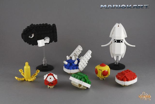 Items - MarioKart