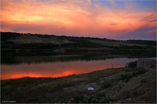 366 days from 2016 july summer nature sky sunset lake saturday