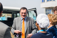 German Government hands over 20 vehicles for mobile health and Nutrition team in Ethopia