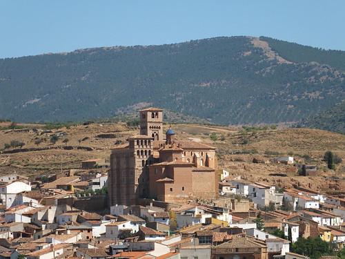 Iglesia de Nuestra Señora del Castillo - Vista general