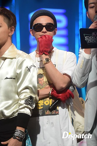 Big Bang - Mnet M!Countdown - 07may2015 - Dispatch - 07