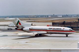 Air Atlantis Boeing 727-82 CS-TBL