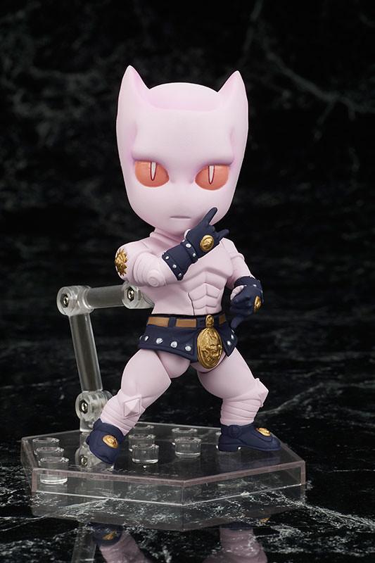 Minissimo Series 《JoJo的奇妙冒險》第四部「不滅鑽石」皇后殺手(電視版本) 登場!