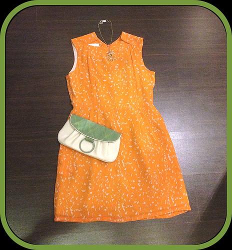 FFP Orange Silk