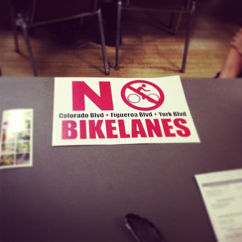 NO BIKELANES sign. #fig4all