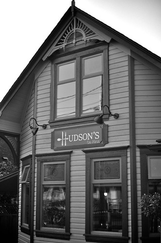 Hudsons's on First