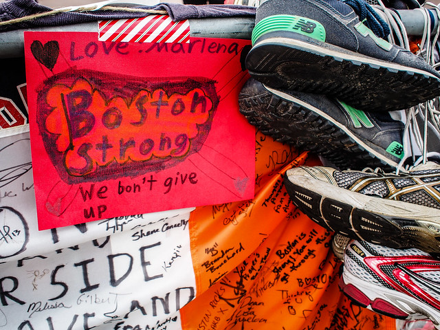 Boston Marathon Memorial