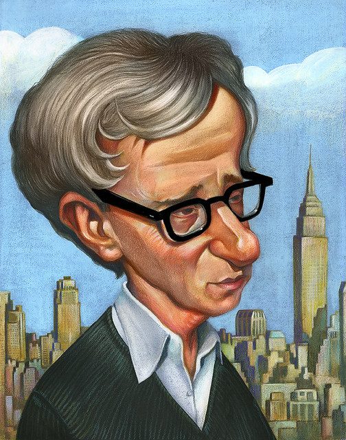 Nuri Keli- Woody Allen