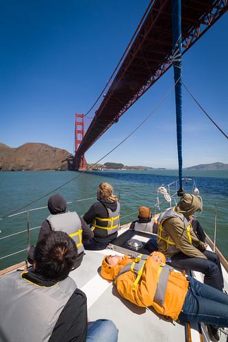 SF Bay Sailing Spring 2013
