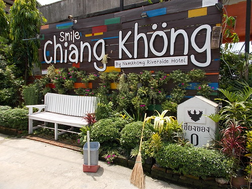 Backpacking Chiang Khong