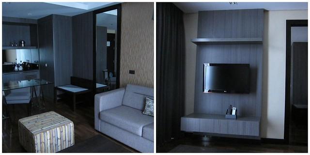 F1 Hotel sala