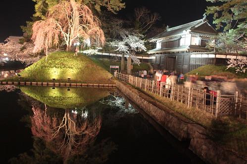 Hirosaki Park Entrance