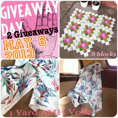 Sew Mama Sew Giveaway Day on my blog!!