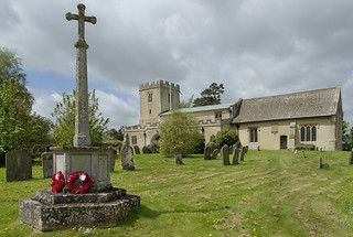 Longworth Church (St. Mary), Oxfordshire