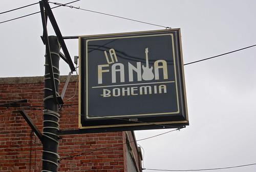 La Fanja?