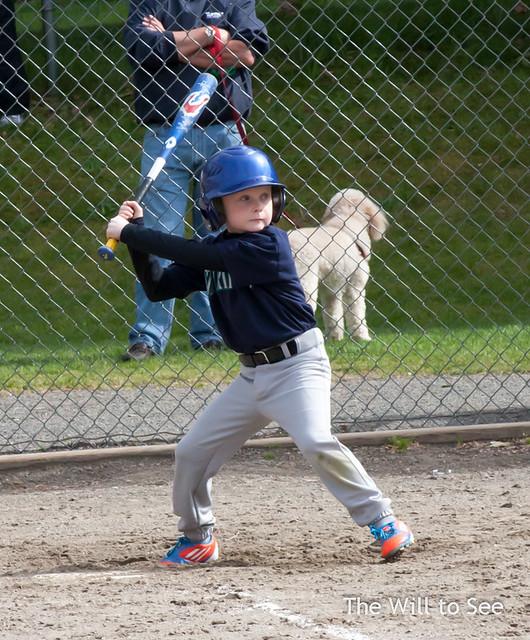 Jack Mariners Baseball