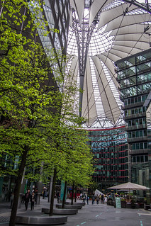 Sony Center - Potsdamer Platz Berlin
