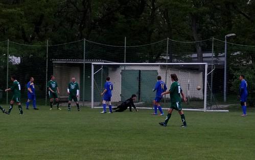 DSC05640: TSV Leuna v SSV Landsberg (Veterans)