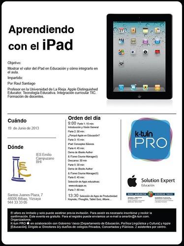 Aprendiendo con el iPad