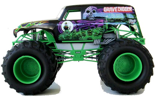Home Monster Jam Grave Digger Cartoon Pictures