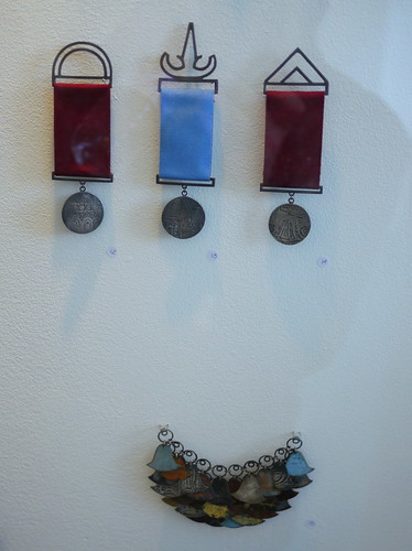 Glasgow School of Art - Jewellery and Silversmithing Degree Show 2013 - Emma Campbell - 2