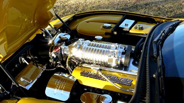2003 Chevrolet Corvette - Lingenfelter LS6