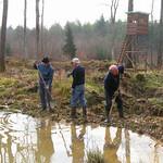 Biotopischer Einsatz 2005